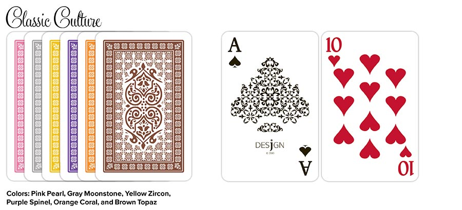 Playing Cards Suits Symbols Names History And Combinatorics